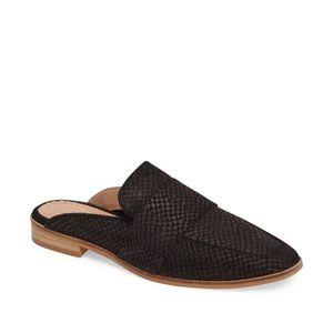 Free People loafer mule